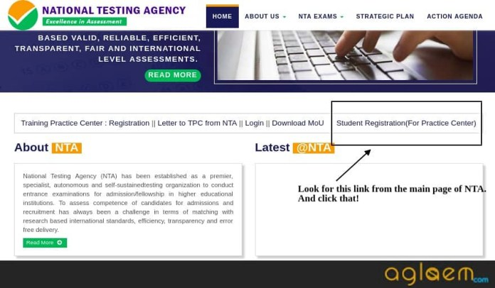 NTA NEET 2019 Test Practice Centres   Know how to register for TPC