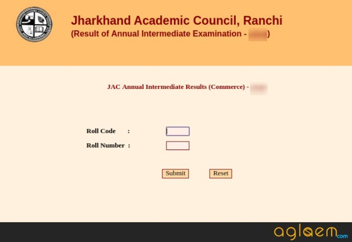 JAC 12th Commerce Result