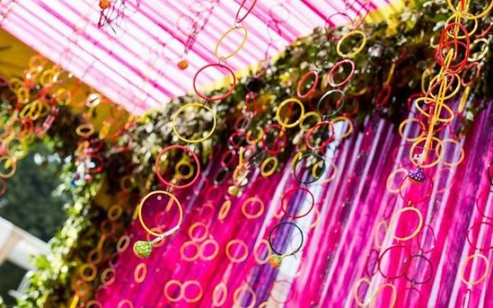 ganpati decoration pattern ideas 2018