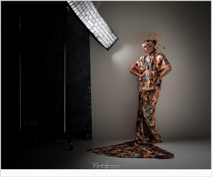 Studio fotografie met Frank Doorhof