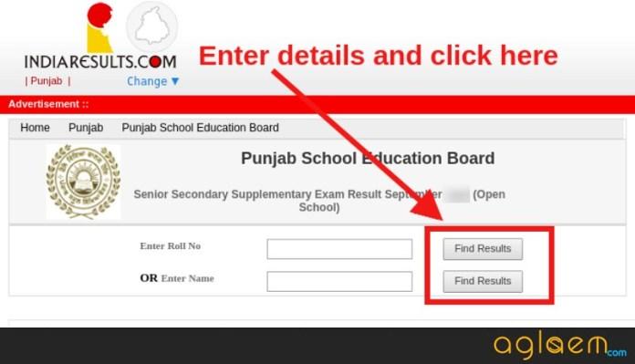 Punjab Open School Result 2018