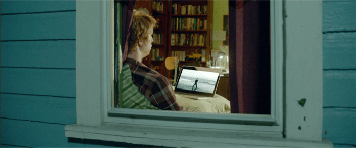 Escena de Me and Earl and the Dying Girl (2015)