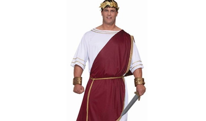 mens plus size halloween costume