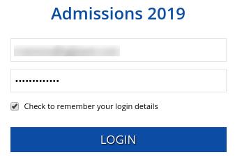 SRMJEEE 2019 Slot Booking