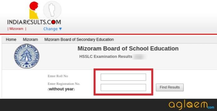 Mizoram Board Result 2019