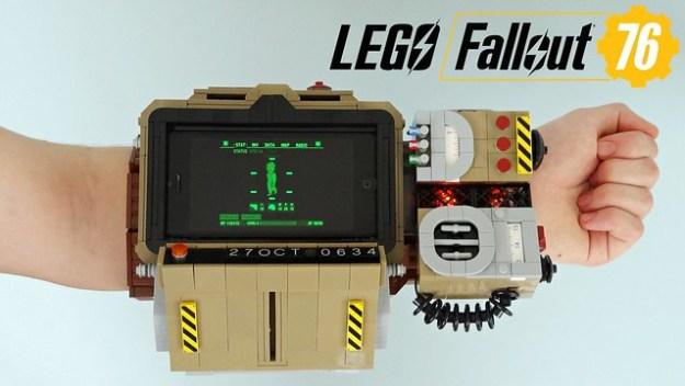 Lego Fallout 76 Pip-Boy 2000 MK VI