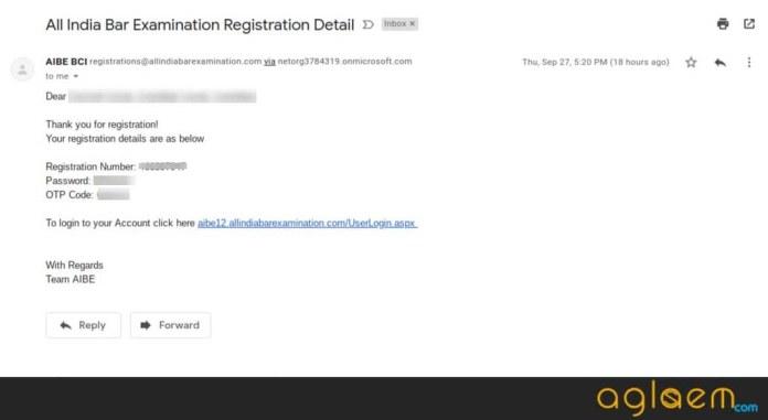 AIBE (13) 2019 Registration Started