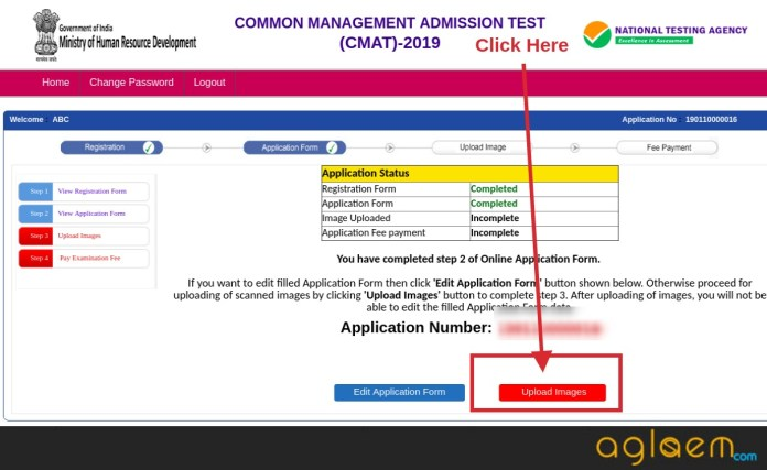 CMAT 2019 Applicatiom Form