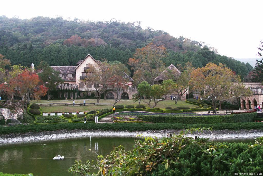 taiwan fall winter 2017 xinshe castle at taichung the tummy train rh thetummytrain com