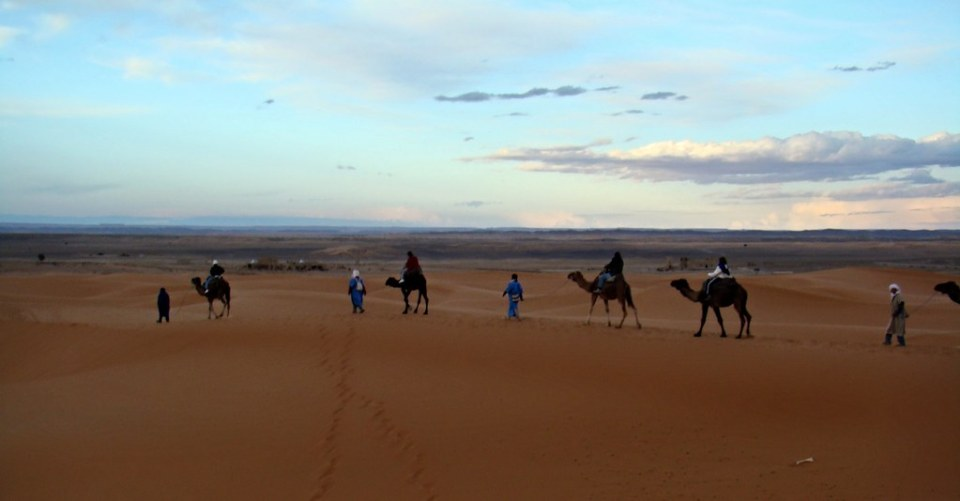 Marruecos Dunas de Merzouga Erg Chebbi 33