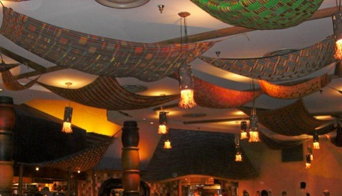 BOMA ceiling detail