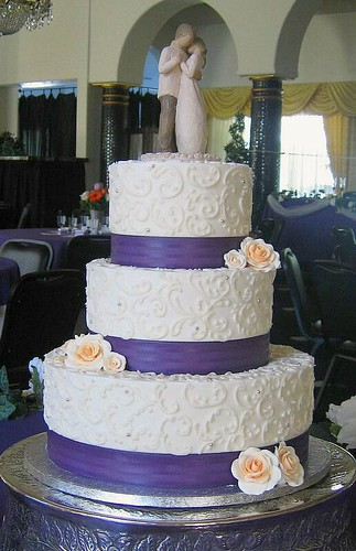 Ivory Wedding Cake Flickr Photo Sharing