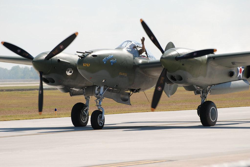 Lightning English Aircraft