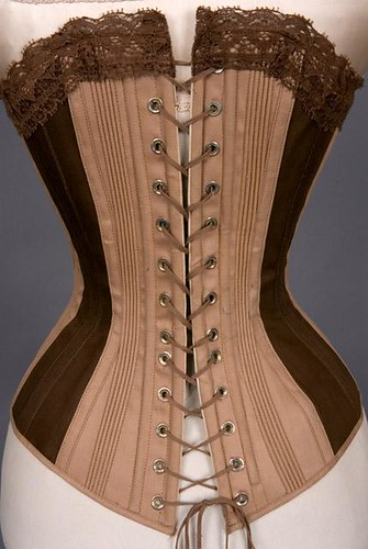 Spoon Busk 1875 To 1900 Corset Back Flickr Photo Sharing