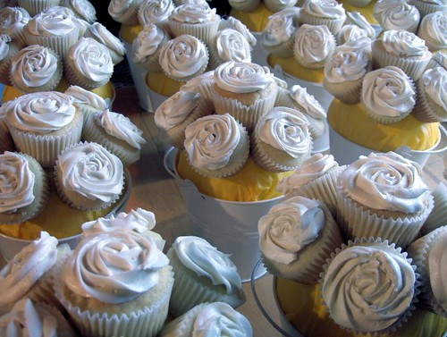 Wedding Cupcake Centerpieces One Of The Joys Of Making