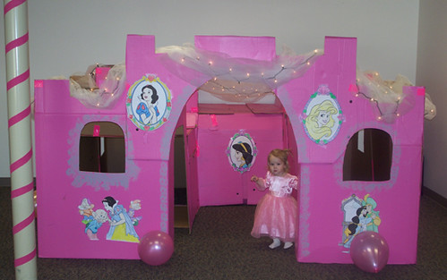 Cardboard Princess Castle 001 Mrmcgroovy Flickr
