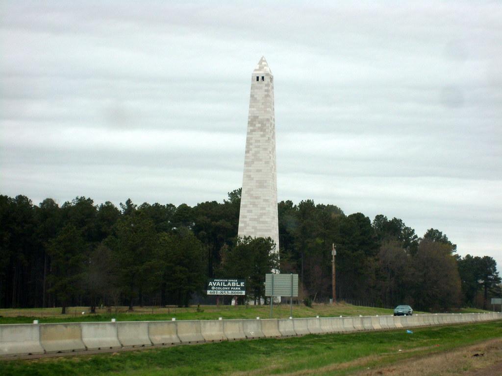 Faux Washington Monument The Miniature Washington