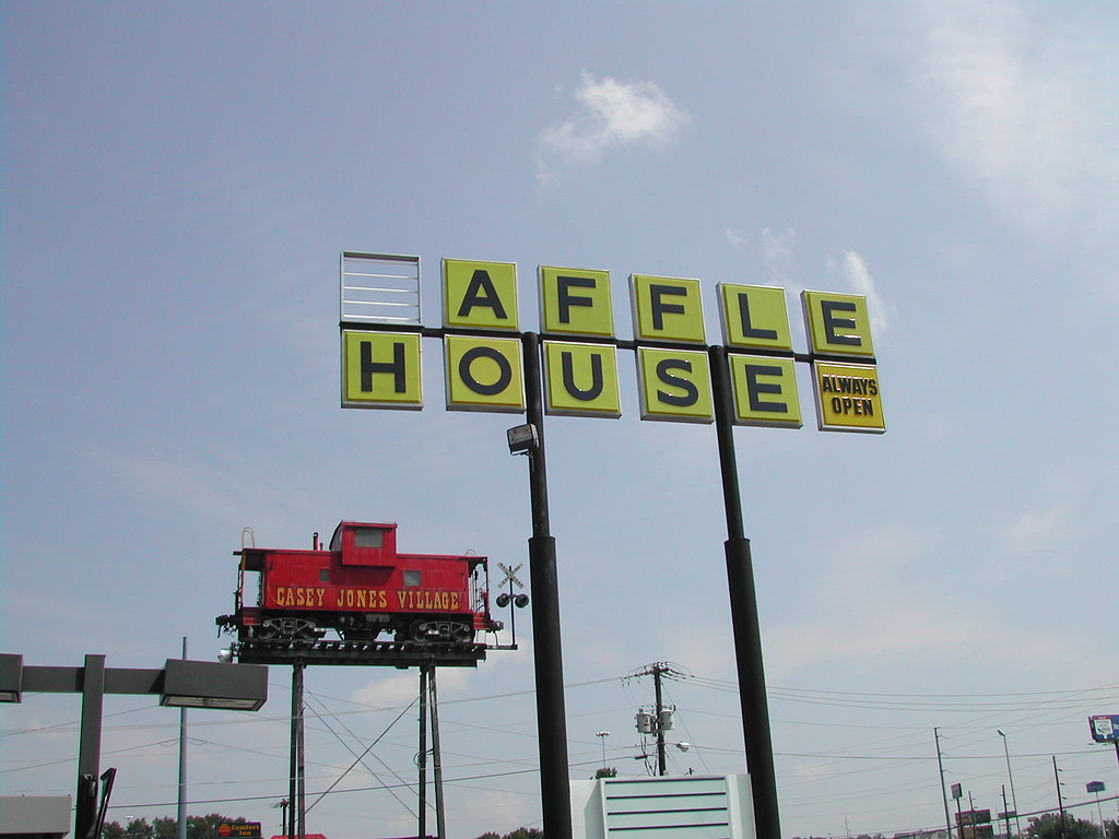 Waffle House Jackson Tn