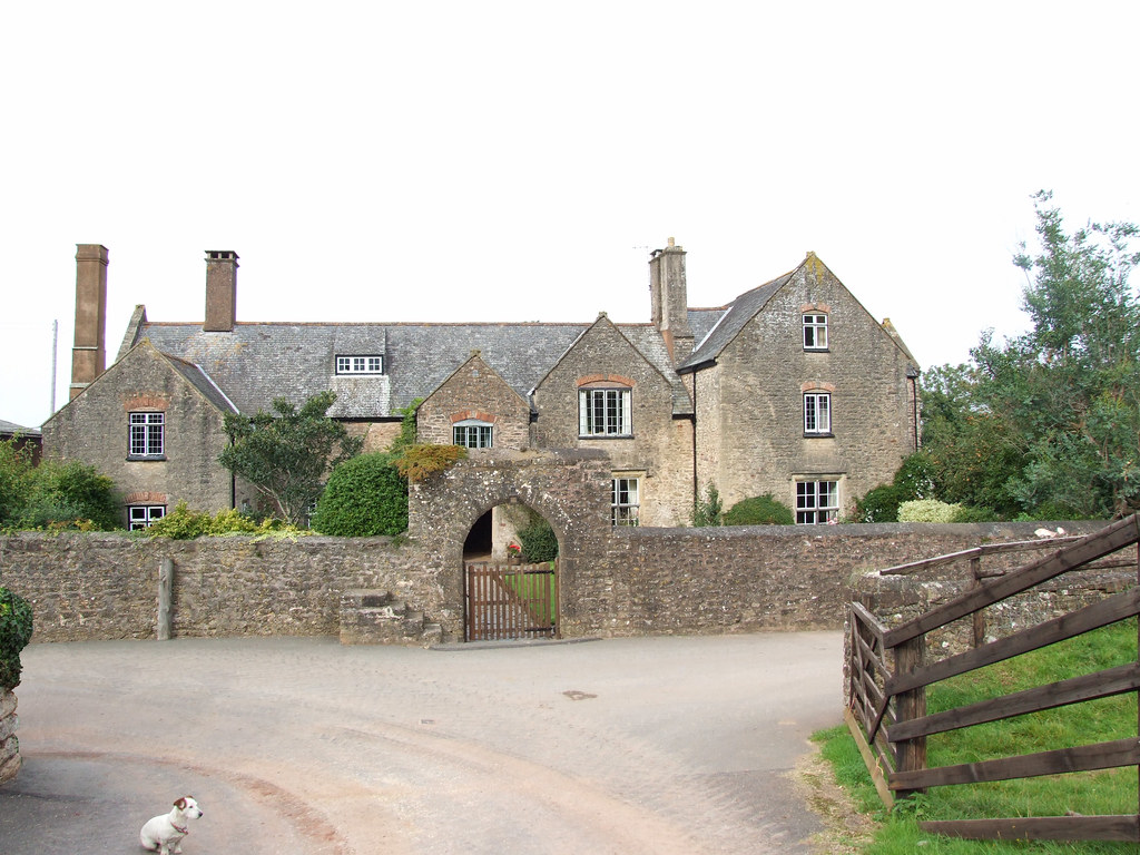 Sandhill Farmhouse Withycombe Somerset I Spent Two Or