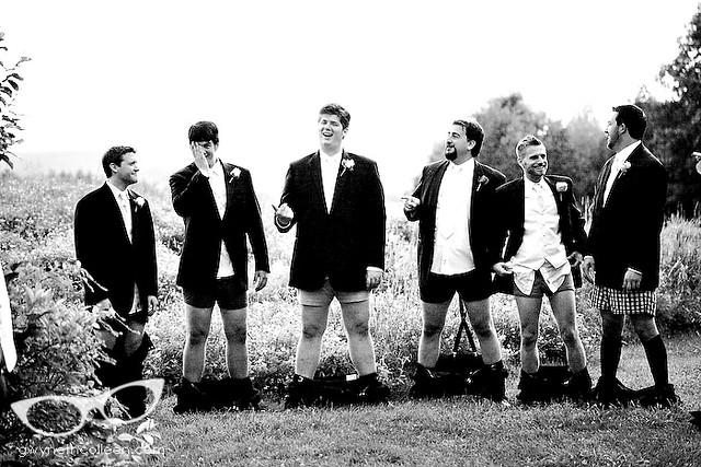 Unexpected groomsmen gift ideas
