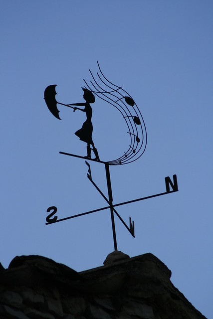 girouette (VAISON-LA-ROMAINE,FR84)