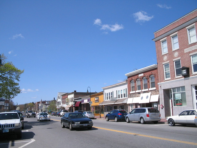 Updated Downtown Derry NH In Talking To A Local I Found