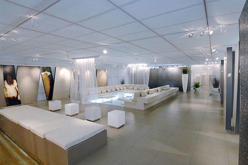 Modern Showroom Showroom Modern Showroom Futuristic