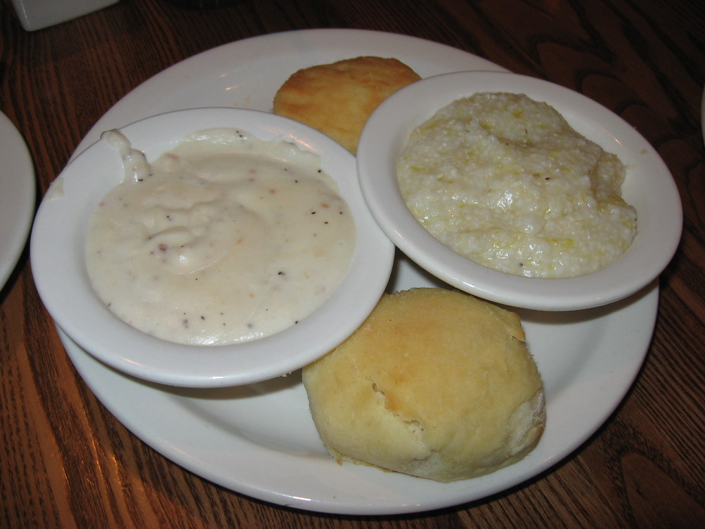 Cracker Barrel Breakfast