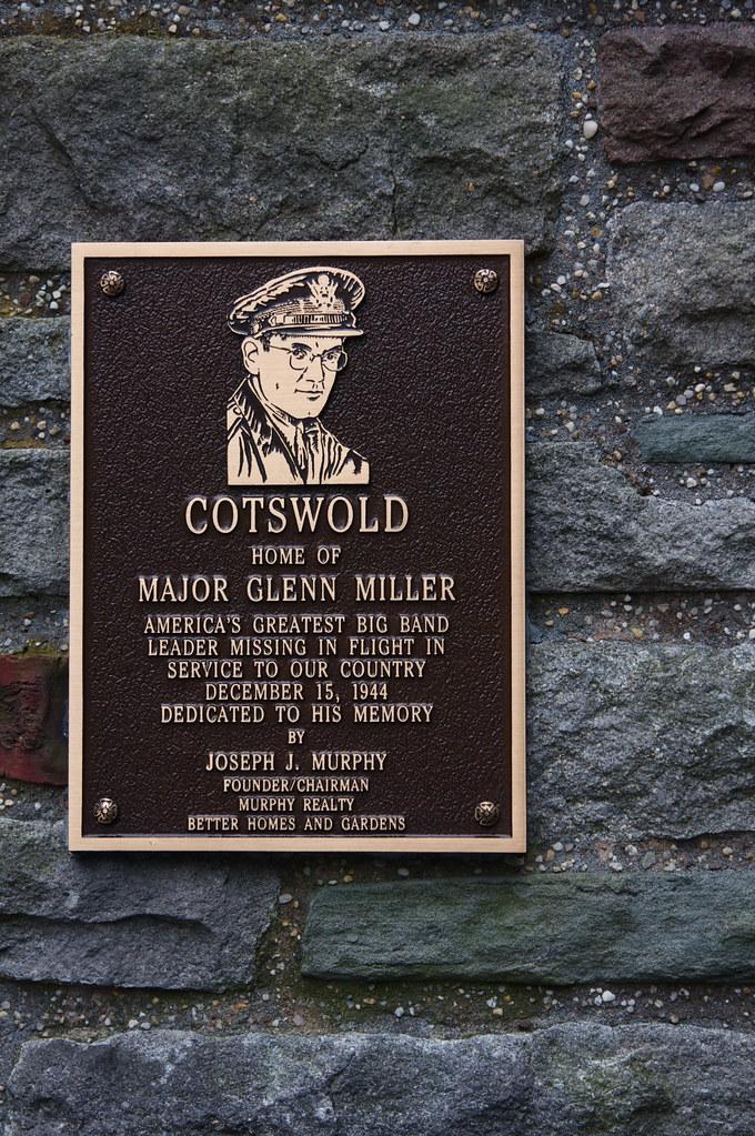 Cotswold Home Of Major Glenn Miller Tenafly NJ Flickr