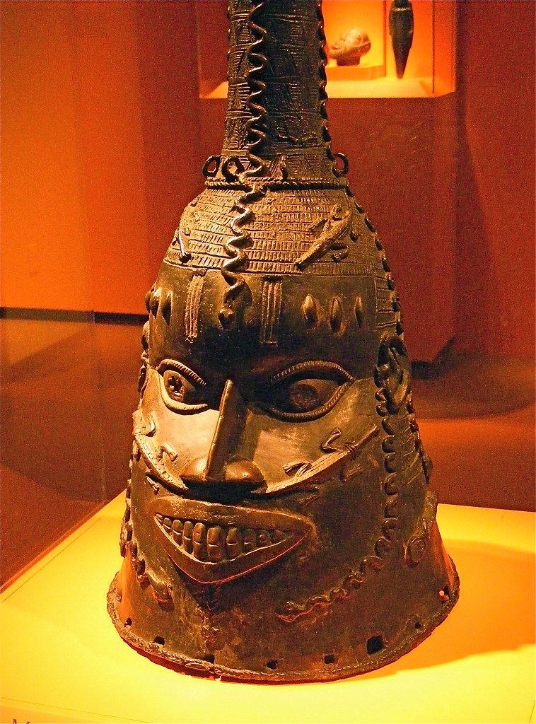 Ancient Oba Benin Kingdom