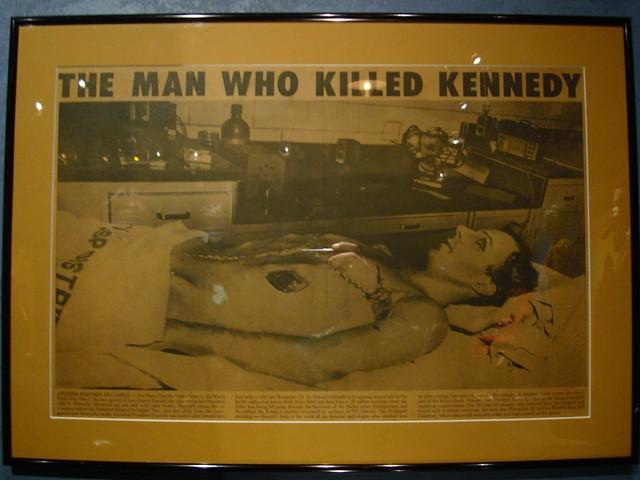 Lee Harvey Oswald Autopsy Ripley S Believe It Or Not