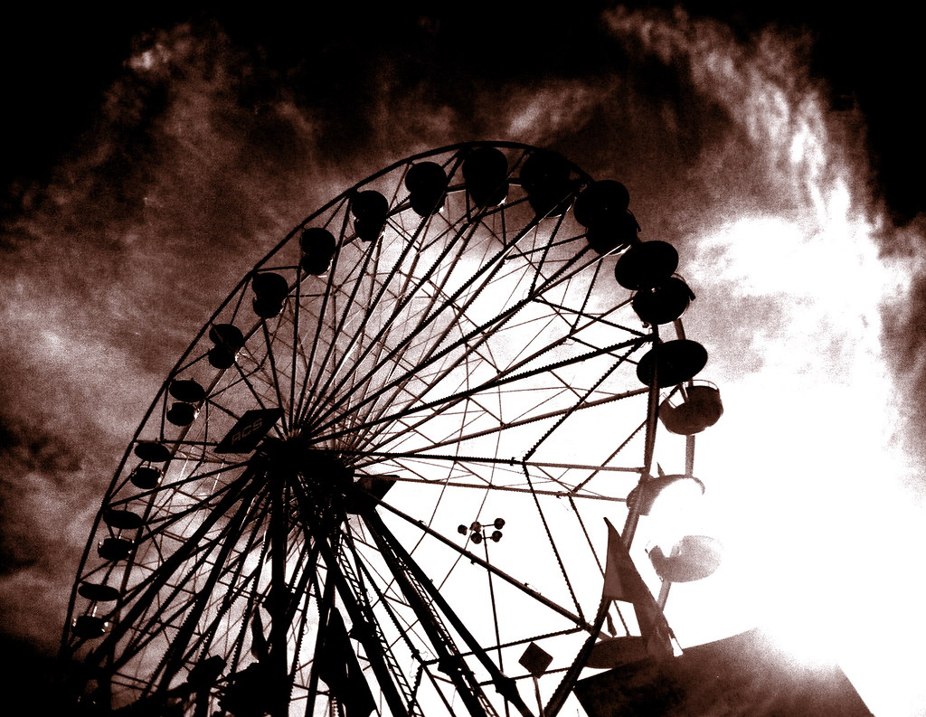 Ferris Wheels Are Not Dramatic Ferris Wheels Are Not