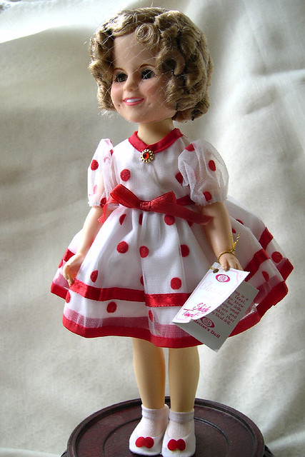 PetitPoulailler 1982 Shirley Temple Doll From Ideal Toy Co