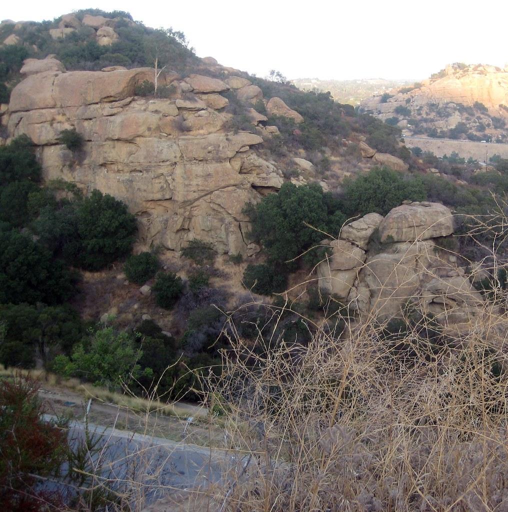 Stoney Point Topanga Canyon