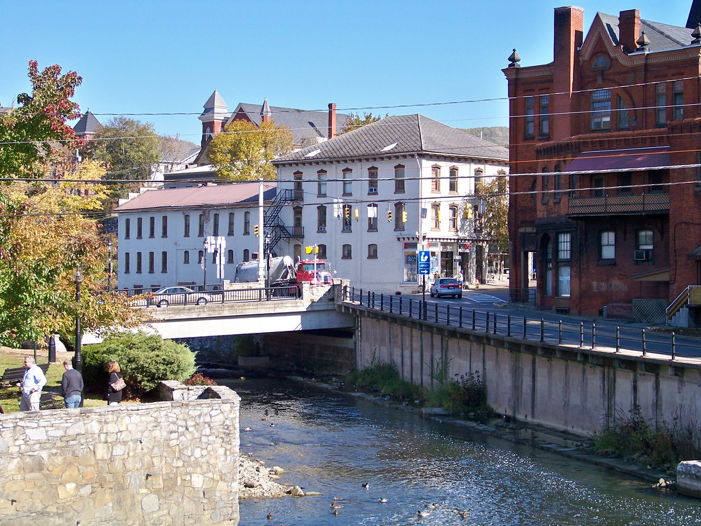 Bellefonte PA Bellefonte PA Is The Seat Of Centre