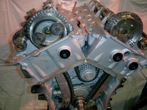 27 Liter Chrysler Dodge Remanufactured Engine, 27L