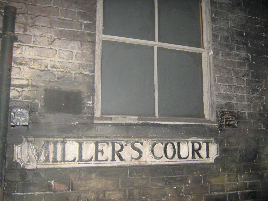 Jack The Ripper Millers Court Jack The Ripper