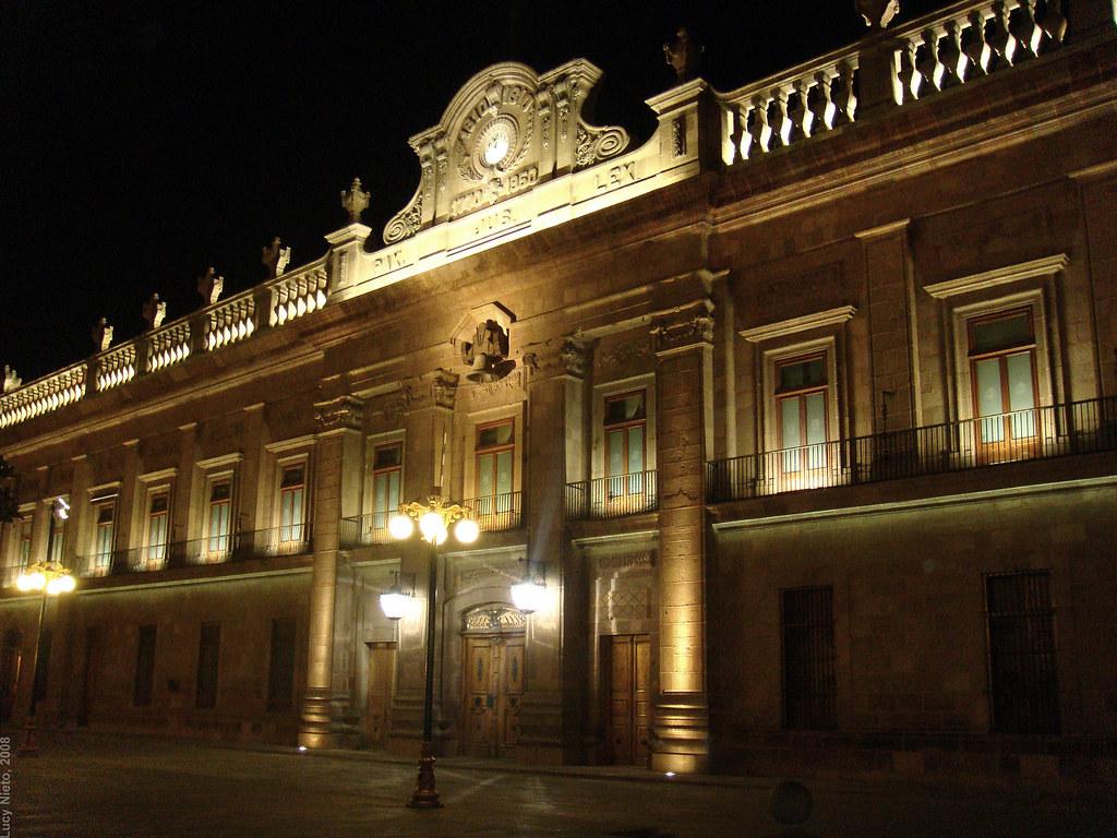 Palacio De Gobierno Slp M 233 Xico 2008 2380 Lucy Nieto
