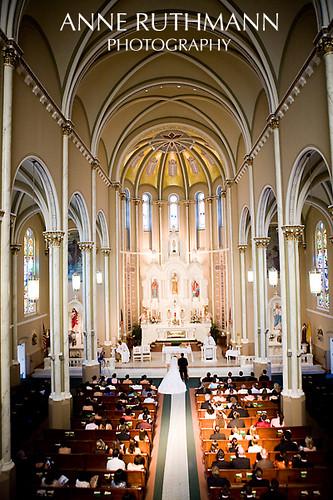 St Joseph S Parish Wedding Joliet Il Photo By Www