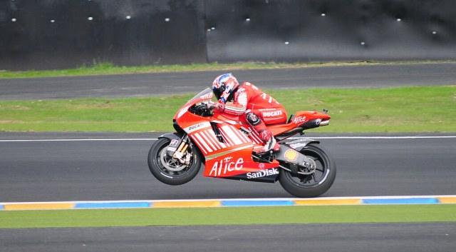 Moto GP Le Mans 2008