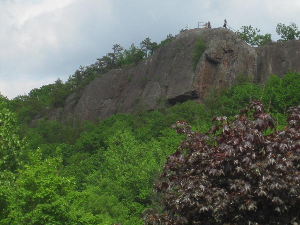 Pinnacle Rock Connecticut