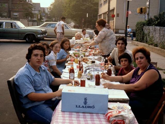 57th St Block Party 1977 Brooklyn Nyc 57th St Block