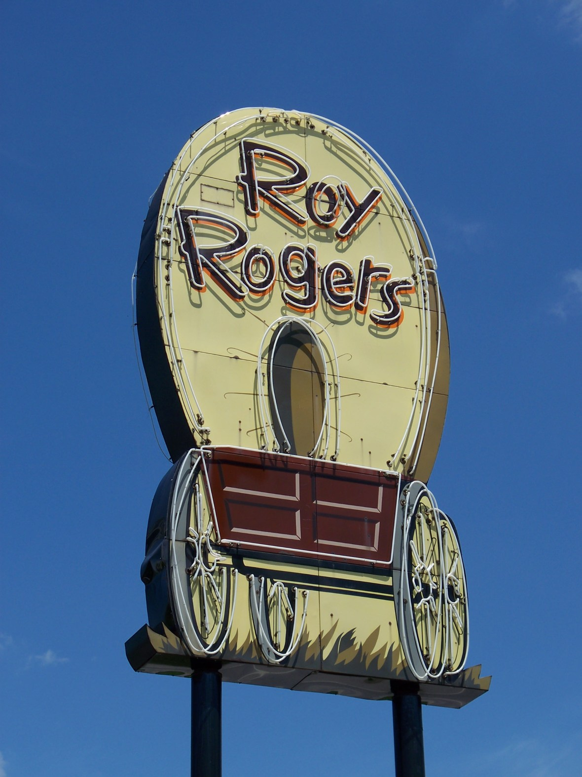 Roy Rogers - 474 Roney Lane, Cincinnati, Ohio, U.S.A. - May 10, 2008