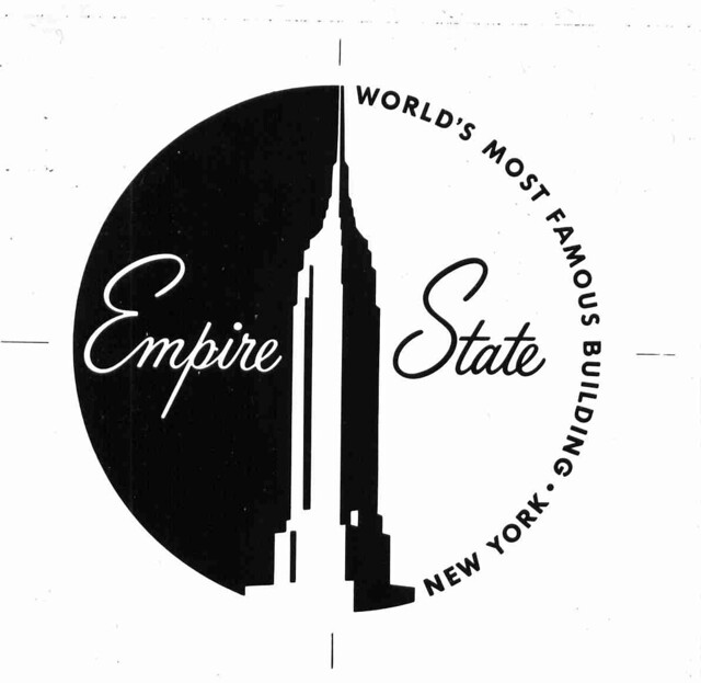 Empire State Building Logo Pat Moire Flickr