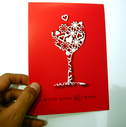 With Love Amp Wine Card NJPAC With Love Amp Wine Is A
