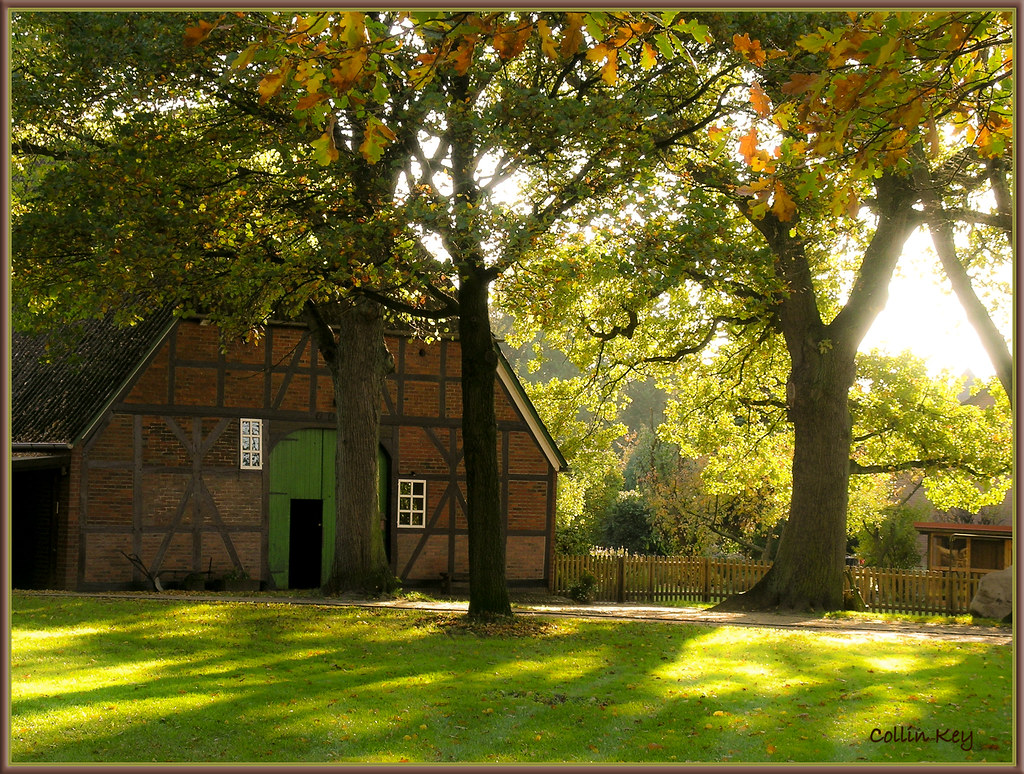 Around The Farmhouse