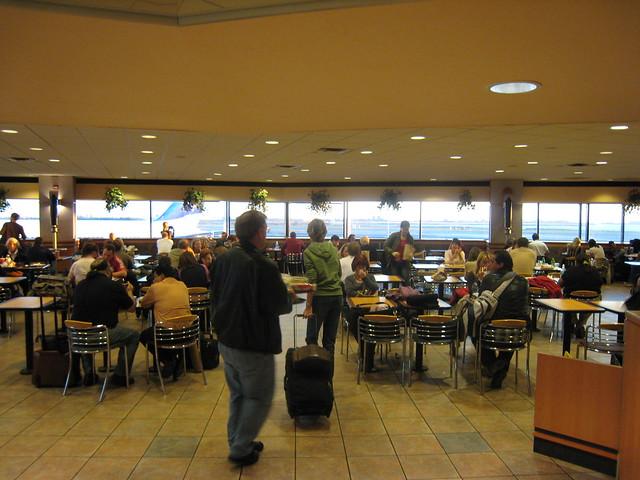 Terminal 4 Jfk Food Map