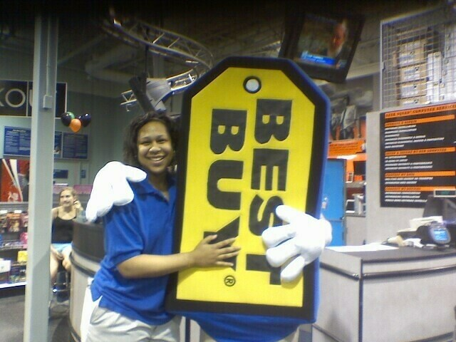 Best Buy Costume I Finally Got To Put On The Big Best