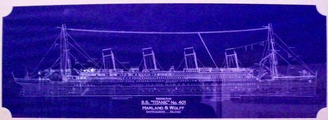Titanic Blueprint 2 Titanic The Experience 7324