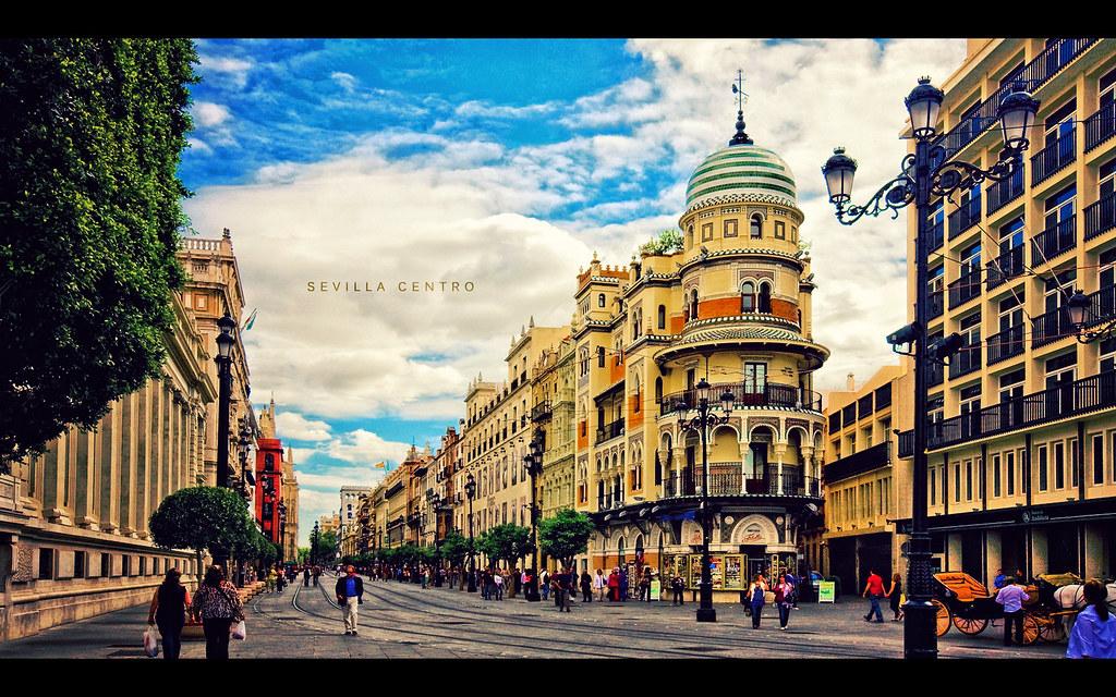 Sevilla Centro 163 365 Post Process Fridays Episode 20